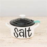 Glory Haus Salt of the Earth Salt Cellar