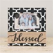 Glory Haus Blessed Picture Frame