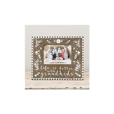 Glory Haus Life Is Better w/ Grandkids Picture Frame