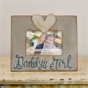 Glory Haus Daddy's Girl Heart Picture Frame