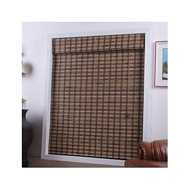 World Menagerie Aymeric Bamboo Roman Shade; 37'' W x 74'' L
