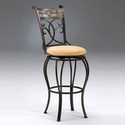 World Menagerie Zamudio 30'' Swivel Bar Stool