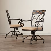 World Menagerie Zamudio Arm Chairs (Set of 2)