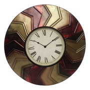 World Menagerie Swirl Clock