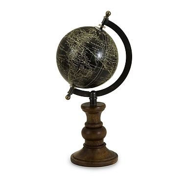 World Menagerie Fairview Chic Looking Globe