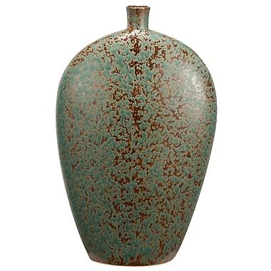 World Menagerie Flint Ceramic Vase