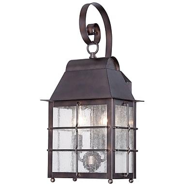 World Menagerie Lelystad 2-Light Outdoor Wall Lantern