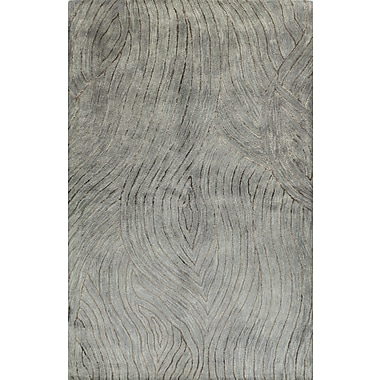 Bloomsbury Market Ryleigh Hand-Tufted Light Blue Area Rug; 3'9'' x 5'9''