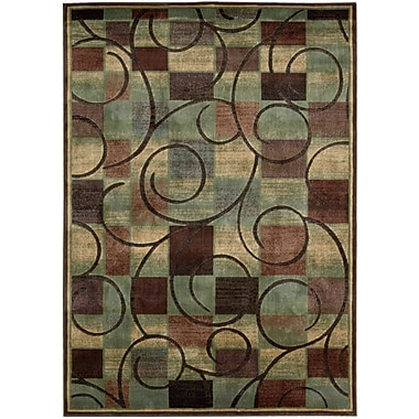 World Menagerie Meher Brown Area Rug; 2' x 2'9''