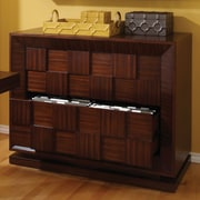 World Menagerie Demetrius 2-Drawer  File Cabinet