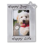 Arthur Court Happy Dog Picture Frame