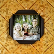 Boulder Innovations Gabi Metal Picture Frame; Parchment