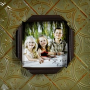 Boulder Innovations Gabi Metal Picture Frame; Sage