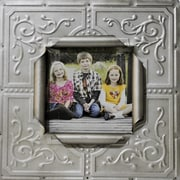 Boulder Innovations Sarah Metal Picture Frame; Silver