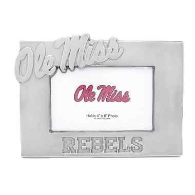 Arthur Court NCAA Picture Frame; University of Mississippi