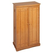 Darby Home Co Mitchell Multimedia Storage Cabinet; Oak