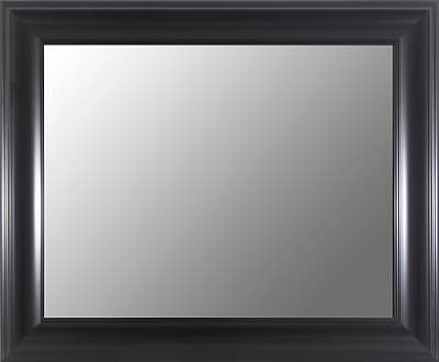 Darby Home Co Bevel Wall Mirror; Antique