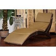 Heather Ann Cancun Sun Chaise Lounge w/ Cushion