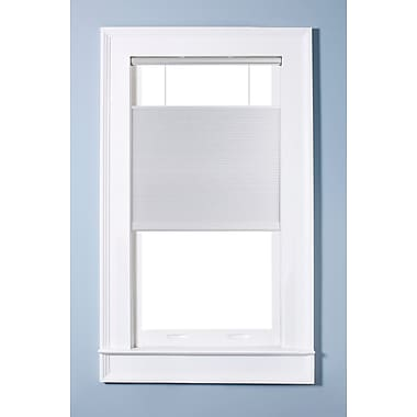 Top Blinds Cordless Light Filtering Single Cellular Shade; 34.5'' W x 60'' L