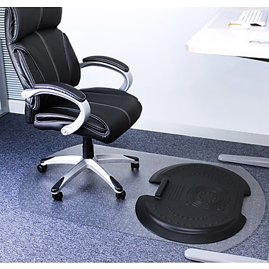 Floortex Sit/Stand Anti-Fatigue & Chair Mat Carpet (FCA11S)