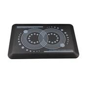 Floortex (FCA21624GY) Standing Workstation Anti-Fatigue Mat 16x24