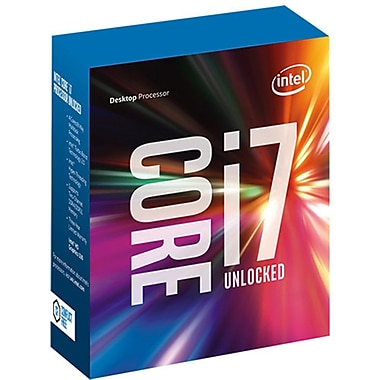 Intel Core i7-7700K Quad-Core Processor, 4.2 GHz, 7th Generation (BX80677I77700K)