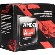 AMD A10 7860K FM2+ Black Edition Processor, 3.6 GHz, 4 MB, 95 W (AD786KYBJCSBX)