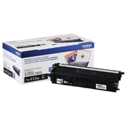 Brother TN433 Black Toner Cartridge, High Yield (TN433BK)
