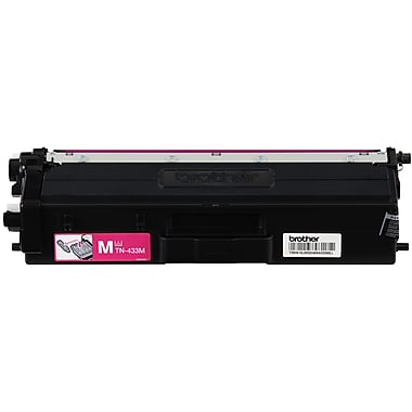 Brother – Cartouche de toner TN433 magenta, haut rendement (TN433M)