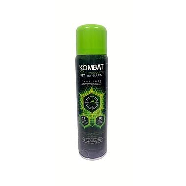 Kombat Deet Free 12 hour Repellent, 200g BOV, 3/Pack