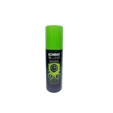 Kombat – Insectifuge 12 heures, pompe de vaporisation, 150 ml, 12/paquet