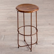 ZallZo Wheaton 30'' Bar Stool