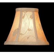 Astoria Grand 6'' Fabric Bell Candelabra Shade
