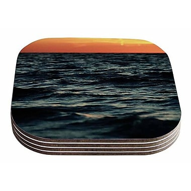 East Urban Home Laguna by Chelsea Victoria Coaster (Set of 4)