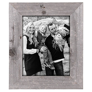 BarnwoodUSA Rustic Reclaimed Wood Picture Frame; 24'' x 30''