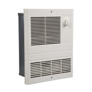 Broan Electric Forced Air Wall Insert Heater w/ Adjustable Thermostat; 1500 W