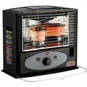 Dyna-Glo 10,000 BTU Kerosene Radiant Utility Heater w/ Electronic Ignition; Black