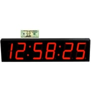 Symple Stuff Large 5'' Digit LED w/ Remote Control Countdown Clock