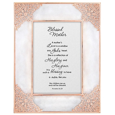 CBGT LoveLea Blessed Mother Picture Frame