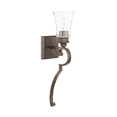 Darby Home Co Iris 1-Light LED Wallchiere