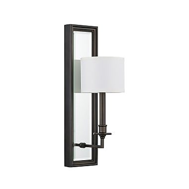 Darby Home Co Shelley 1-Light Armed Sconce