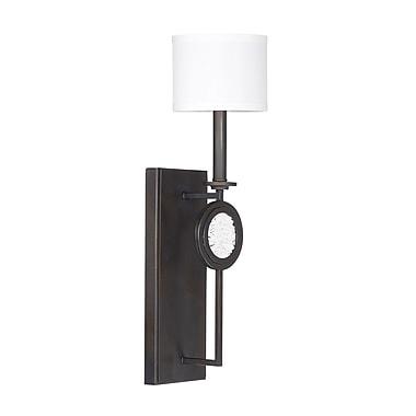 Brayden Studio Rasheed 1-Light LED Wallchiere