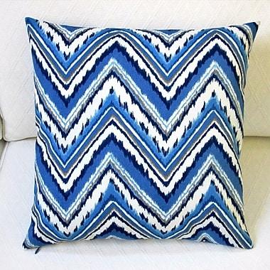 Artisan Pillows Chevron Zig Zag Outdoor Throw Pillow (Set of 2)
