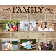 August Grove 'Family' Picture Frame
