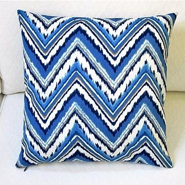 Artisan Pillows Chevron Zig Zag Outdoor Throw Pillow Cover (Set of 2)
