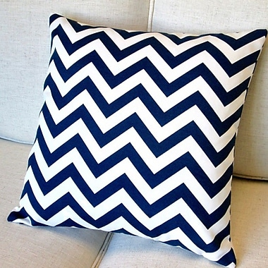 Artisan Pillows Chevron Indoor/Outdoor Pillow Cover (Set of 2)