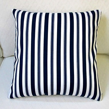 Artisan Pillows Stripe Outdoor Throw Pillow (Set of 2)