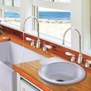 Nantucket Sinks Cape 17.75'' L x 17.75'' W Bar Sink