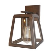 Union Rustic Murray 1-Light Metal Wall Sconce