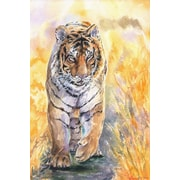 World Menagerie 'Taj Mahal' Painting Print on Wrapped Canvas; 30'' H x 20'' W x 1.5'' D